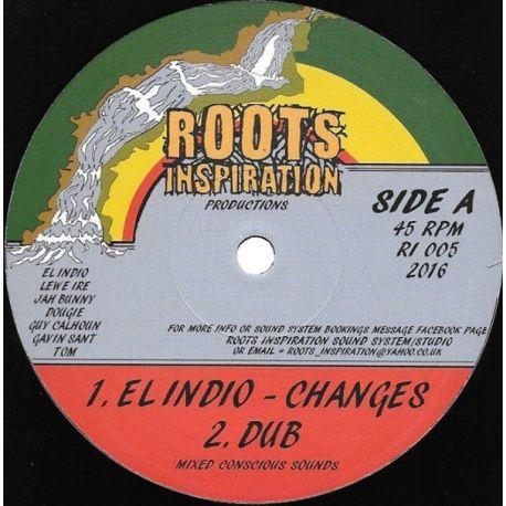 """El Indio - Changes - 12"""""""