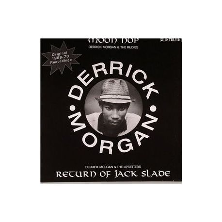 Derrick Morgan - Moon Hop - 7""