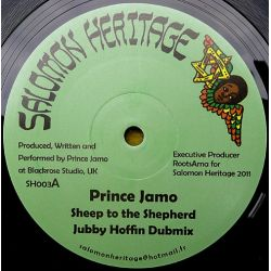 Prince Jamo - Sheep To The Shepherd - 12""