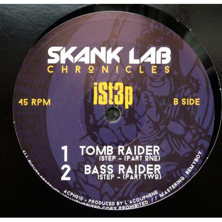 """I-Step / Mantra  - Tom raider - 10"""""""