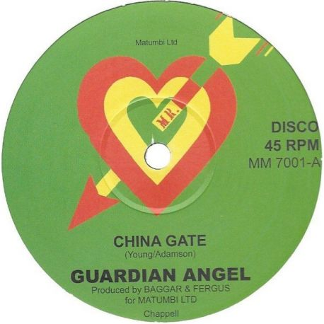 Guardian Angel  - China Gate - 12""