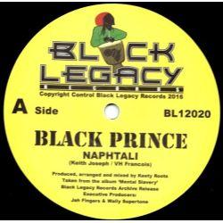 "Naph-tali - Black Prince - 12"""