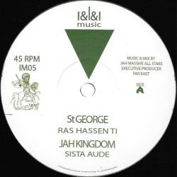 Ras Hassen Ti / Sista Aude / Far East /  - St George / Jah Kingdom / St George's Cavalcade / Dragon Slayer Dub - 12""