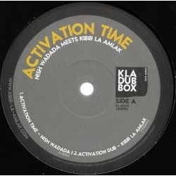 Nish Wadada / Kibir La Amlak -  Activation Time / New Expression - 10""