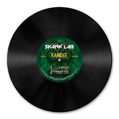 "Kandee - Skank Lab Chronicles 1 - Kandee - Kanjah / Chaos - 10"""