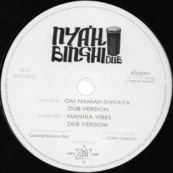 """Calim Steppa -   Om Namah Shivaya / Mantra Vibes - 10"""""""