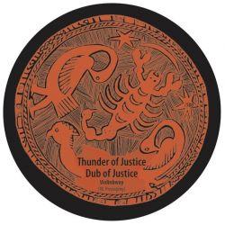 """Violinbwoy / Dan I - Jah Arise Verse 1 / Thunder of Justice - 12"""""""