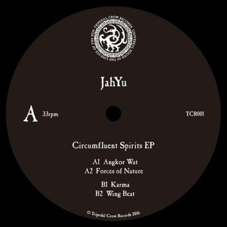 """Jahyu - Circumfluent Spirits EP - 12"""""""