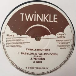 Twinkle Brothers - The Almighty Power - 12""