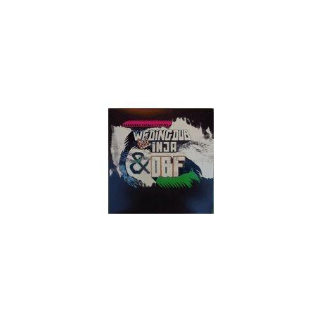 "Weeding Dub Feat. Inja , O.B.F. - Judgment , Echo Dub - 12"""