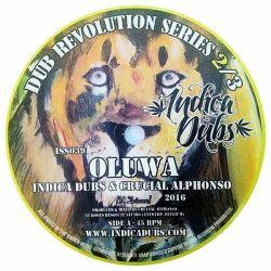 "Indica Dubs / Crucial Alphonso - Oluwa - 7"""