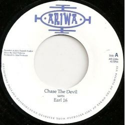 Earl Sixteen - Chase The Devil - 7""