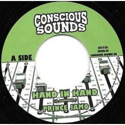 """Prince Jamo - Hand In Hand  - 7"""""""