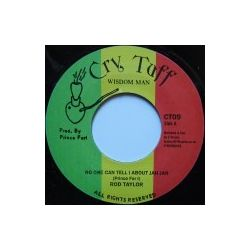 Rod Taylor - No One Can Tell I About Jah Jah - 7""