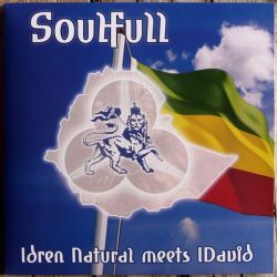 Idren Natural Meets Idavid - Soulfull - LP