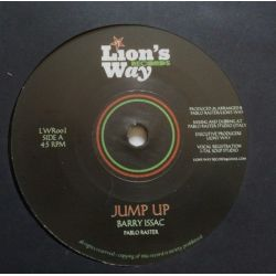 Barry Issac / Pablo Raster / Sandro Paradisi - Jump Up / Rejoice Accordub - 7""