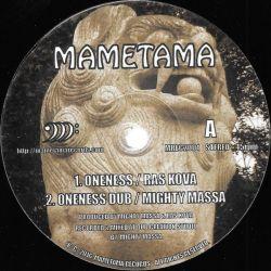 """Ras Kova / Mighty Massa / Chazbo - Oneness / Rise Up - 12"""""""