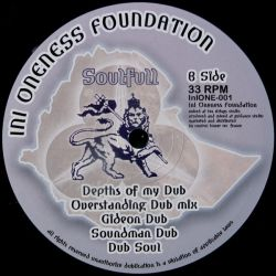 Idren Natural Meets Idavid - Soulfull - LP