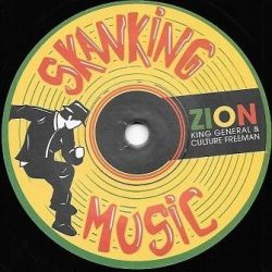 King General / Culture Freeman -  Zion - 7""
