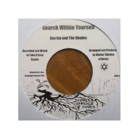 """Ras Ico / The Shades  - Search Within Yourself - 7"""""""