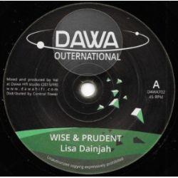 "Lisa Dainjah - Wise & Prudent - 7"""