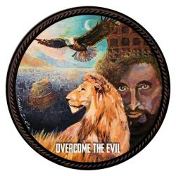 Dubzoic / SistaSara / Lucadread /  - Overcome the evil - 12""
