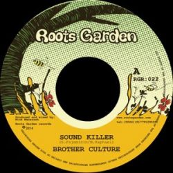 Brother Culture - Sound Killer - 7""
