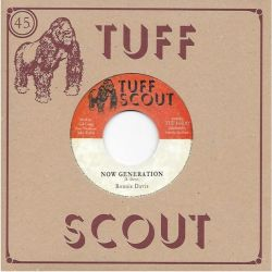 Ronnie Davis - Now Generation - 7""