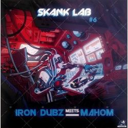 Iron Dubz  / Mahom - Skank Lab Vol.6 - 12""