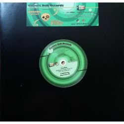 Basskateers - Counterstep EP - Culture Dub Records - 10""
