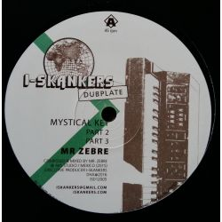 Mr Zebre - Mystical Key / Michael Exodus - Stop The War - 12""