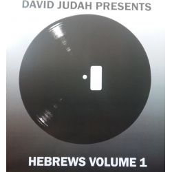 David Judah Presents: Hebrews Volume 1 - LP