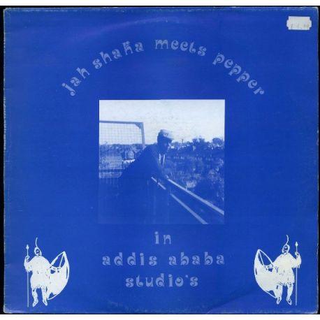 Jah Shaka / Sgt. Pepper - In Addis Ababa Studio's - LP