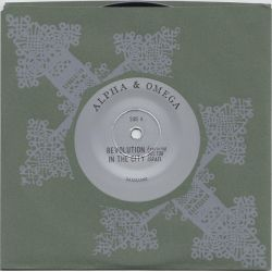 Alpha & Omega - Revolution In The City - 7""