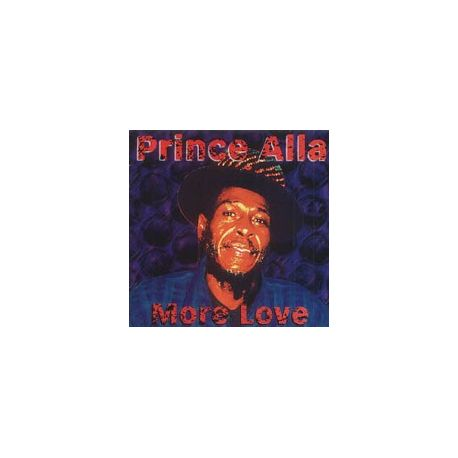 Prince Alla - More Love - LP