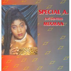 Special A. - Special A. Encounters Mixman - LP