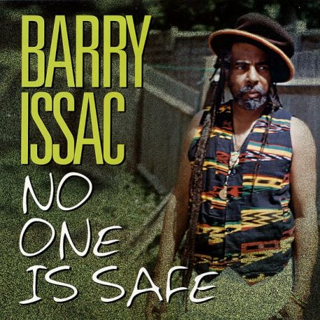 Barry Issac - No One Is Safe - LP