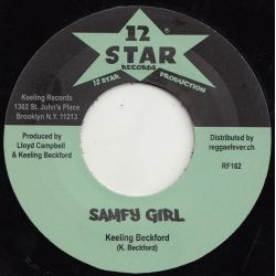 Keeling Beckford - Samfy Girl - 7""