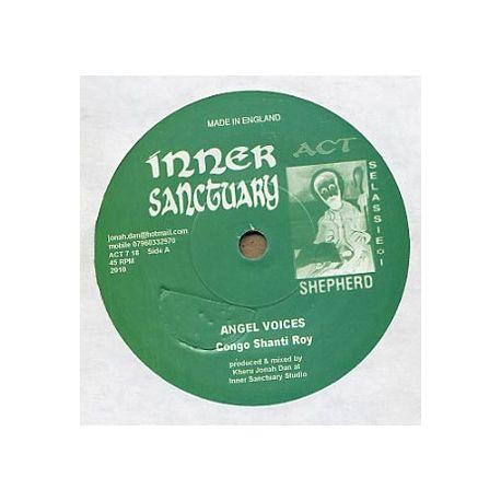 "Congo Ashanti Roy - Angel Voices - 7"""
