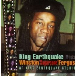 King Earthquake Meets Winston 'Sugarcane' Fergus - King Earthquake Meets Winston 'Sugarcane' Fergus - LP