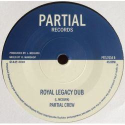 El Indio  / Partial Crew - Do You Remember / Royal Legacy Dub - 7""