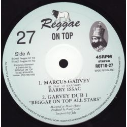 Barry Issac - Marcus Garvey - 10""