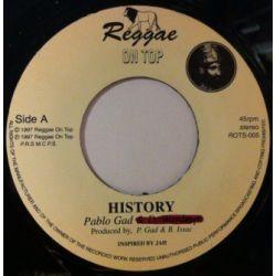 "Pablo Gad - History - 7"""