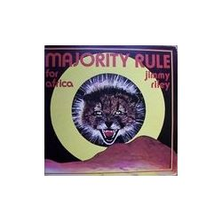 Jimmy Riley - Majority Rule For Africa - LP