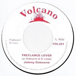 Johnny Osbourne - Freelance Lover - 7""