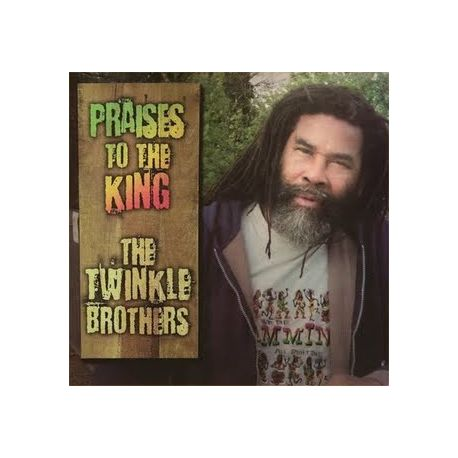 Twinkle Brothers, The - Praises To The King - LP