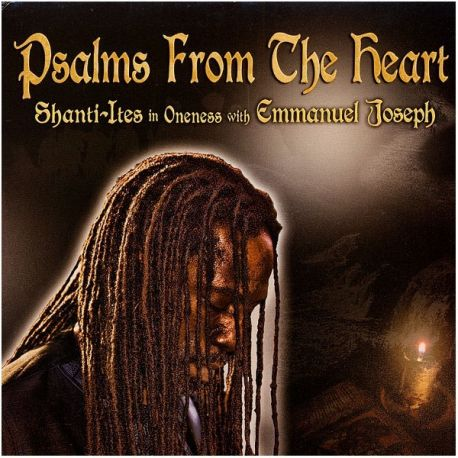 The Shanti-Ites / Emmanuel Joseph - Psalms From The Heart - LP