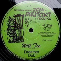 "Will Tee - Dreamer / Fellowship - 12"""