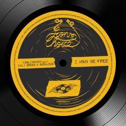 "Violinbwoy / Kali Green / Saralène - I Man Be Free - 12"""