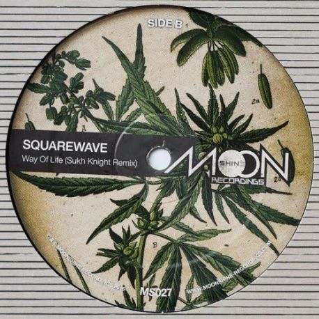 Squarewave  - Way Of Life / Sukh Knight Remix - 12""